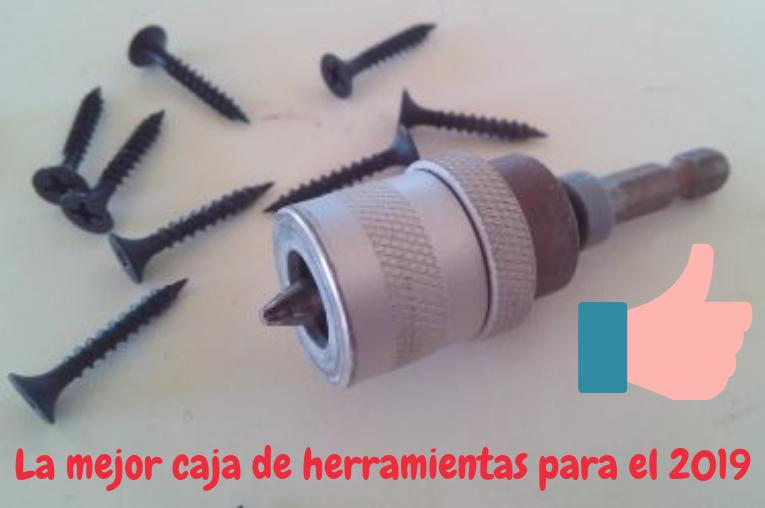 Porta-punta atornillador magnético
